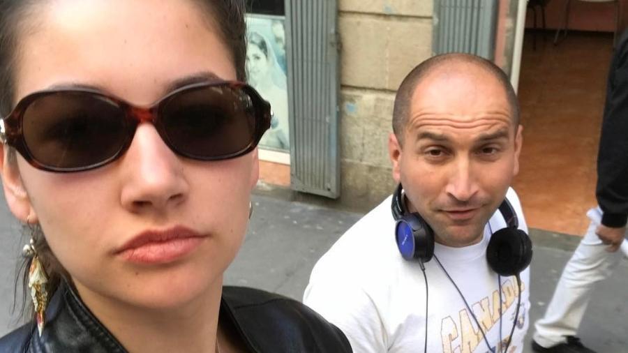 Estudante faz selfies com assediadores de rua - Reprodução/Instagram