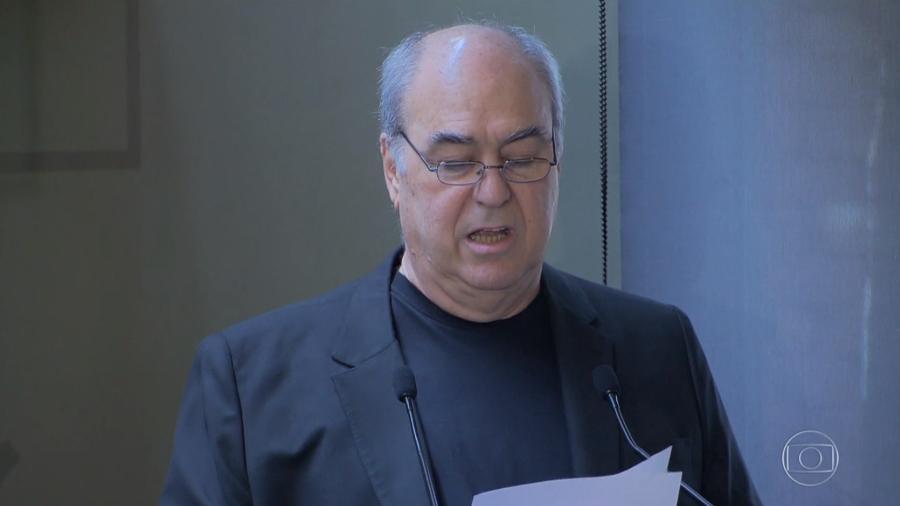 Roberto Irineu Marinho, presidente do Conselho de Administração do Grupo Globo. - Reprodução/TV Globo
