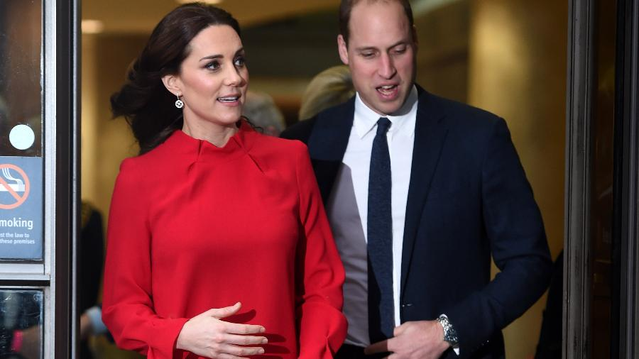 Kate e William: O bebê real n°3 vem aí! - Getty Images