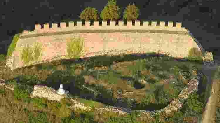 Castelo de Germanelo - Divulgação - Divulgação