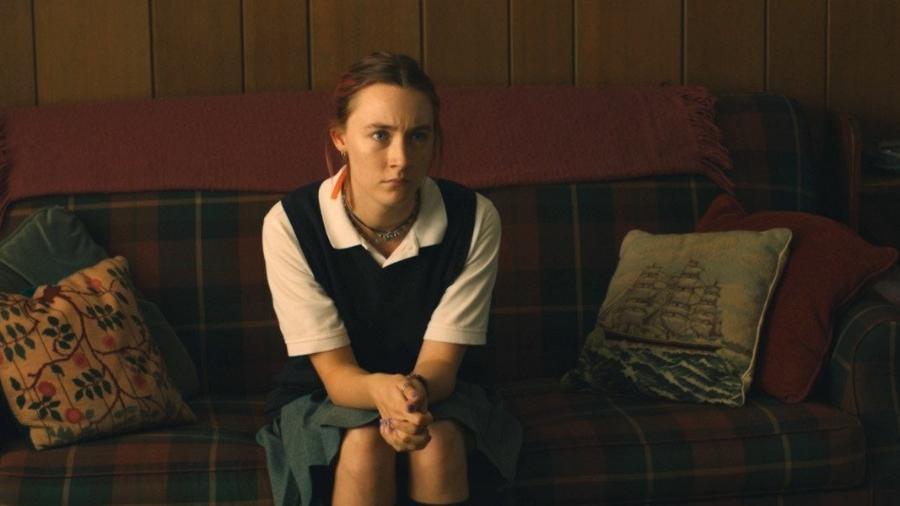 """Saoirse Ronan em """"Lady Bird: A Hora de Voar"""" - Divulgação"""