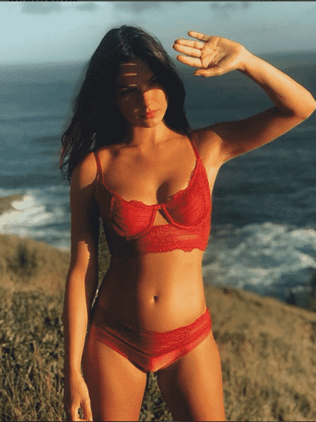 Isis Valverde - Reprodução/Instagram