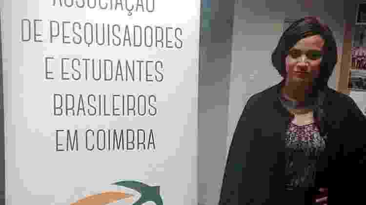 Luciana Camargo/Arquivo pessoal