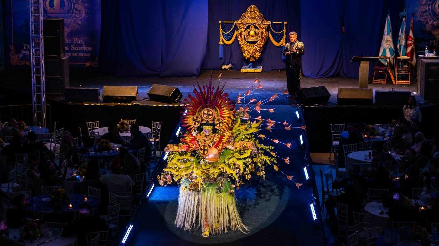 Unidos de Vila Isabel apresenta suas fantasias para o Carnaval 2019 - Eduardo Hollanda