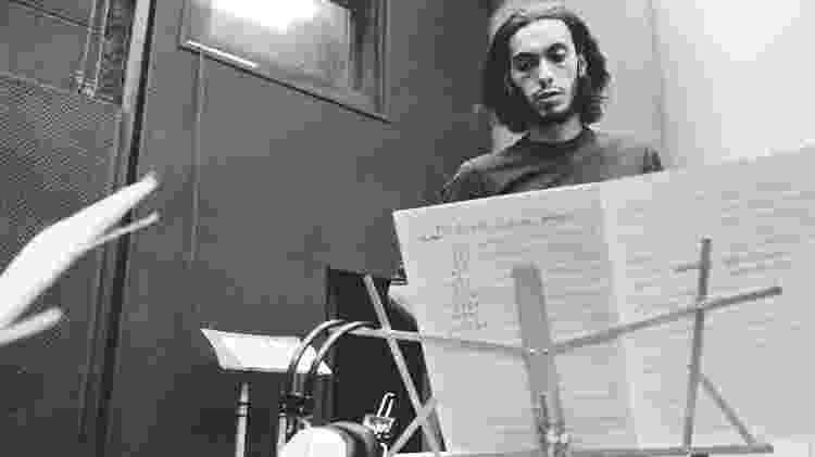 Arthur Verocai - Arquivo pessoal - Arquivo pessoal