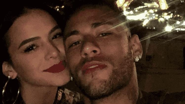 Bruna Marquezine se declara para Neymar - Reprodução/Instagram/brumarquezine - Reprodução/Instagram/brumarquezine