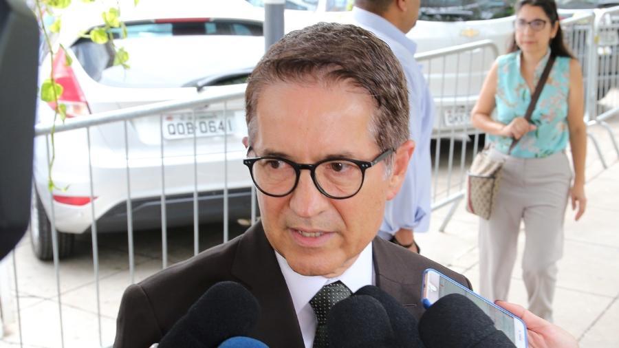 Carlos Tramontina anuncia retorno presencial à TV Globo após ser vacinado - Francisco Cepeda/AgNews