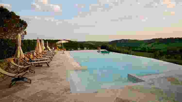 Divulgação/Hotel Laticastelli Country Relais