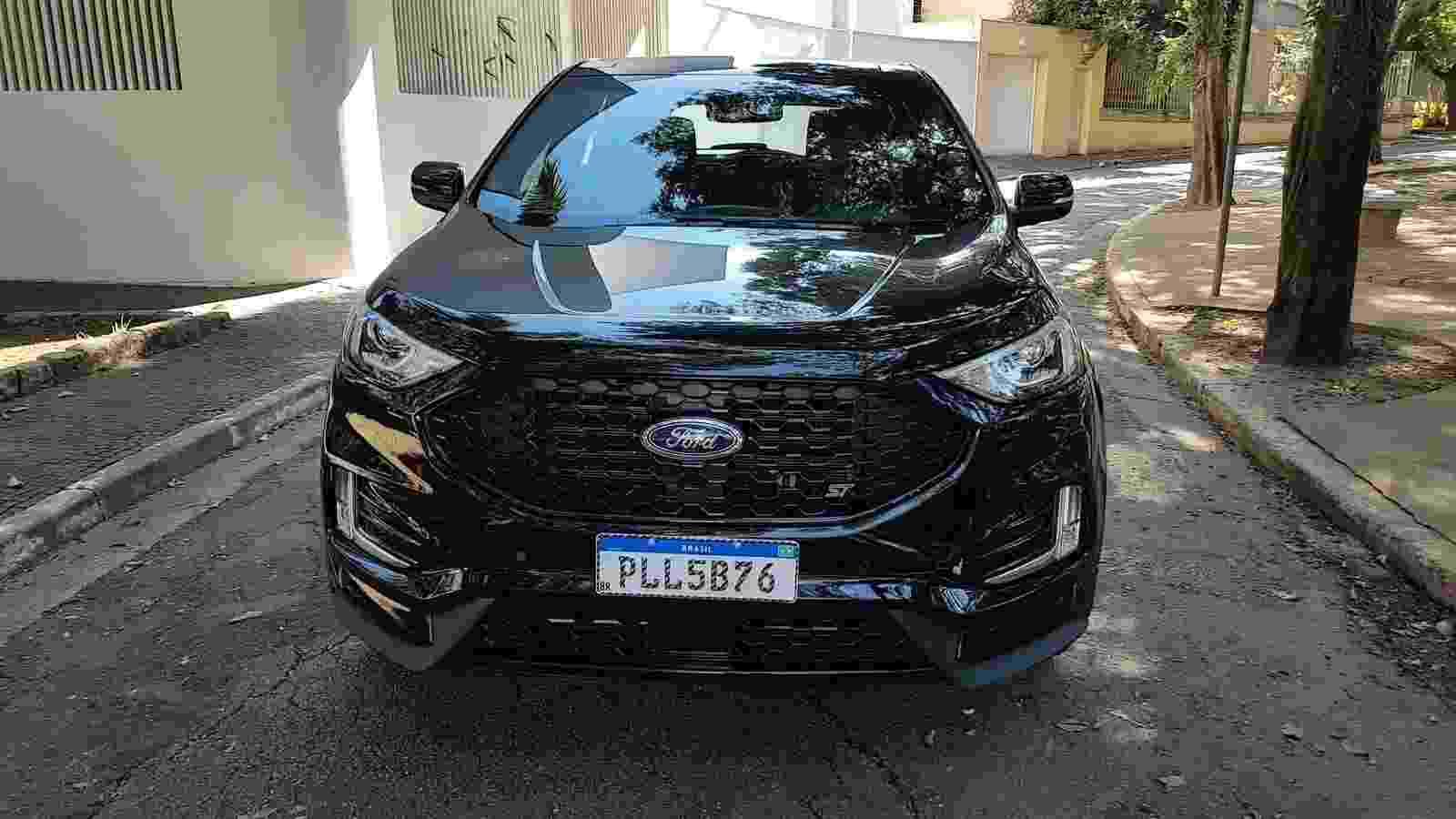Ford Edge ST 2019 - Reprodução