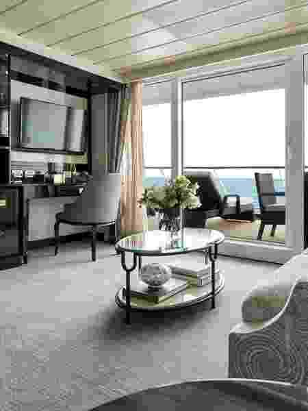 Divulgação/Regent Seven Seas Cruises