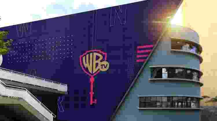 Fachada da Casa Warner by Friends, que será promovida pelo canal Warner Channel - Divulgação
