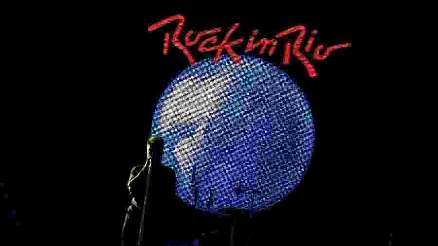 Rock in Rio - Reprodução