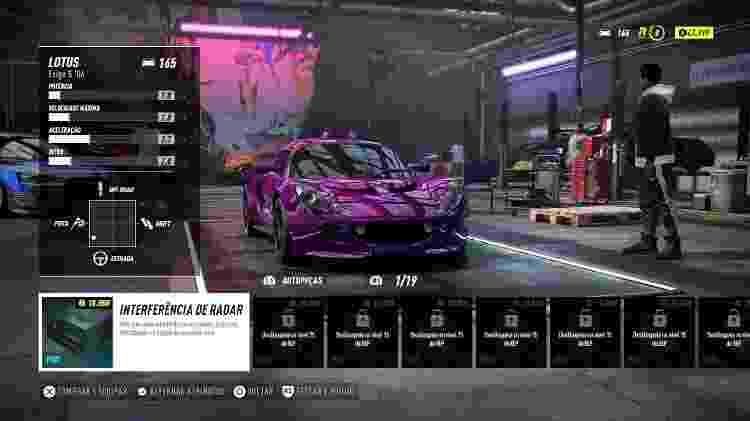 Need For Speed Dicas 1 - Reprodução - Reprodução