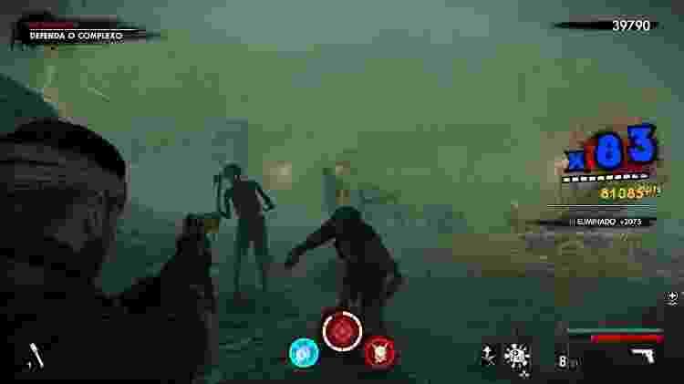 Zombie Review 2 - Reprodução - Reprodução