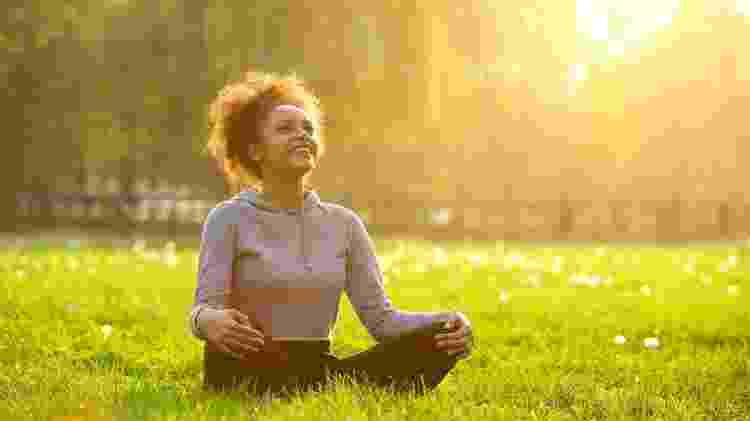 Meditação - iStock - iStock
