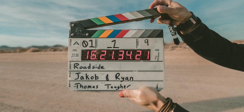 Filmes para cair na estrada - ainda que do sofá - Unsplash