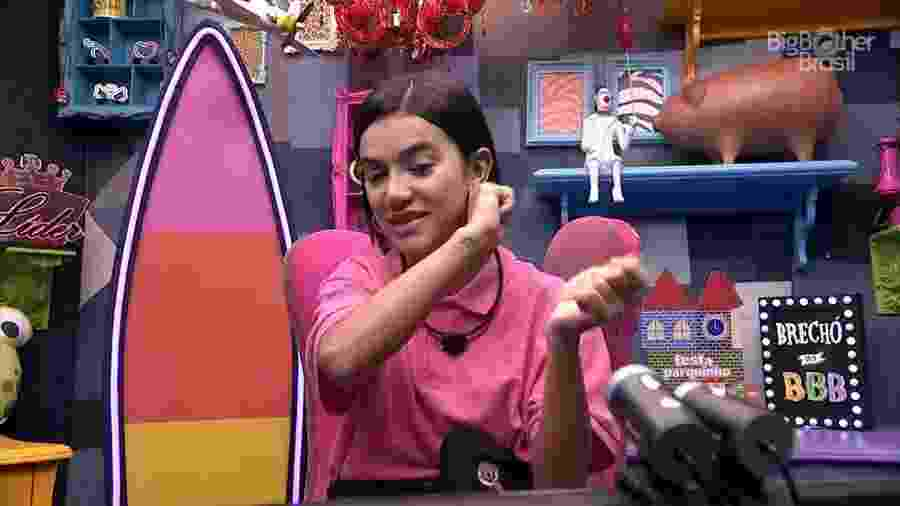 BBB 20 - Durante raio-x, Manu fala sobre show de Dua Lipa - Reprodução/Globoplay