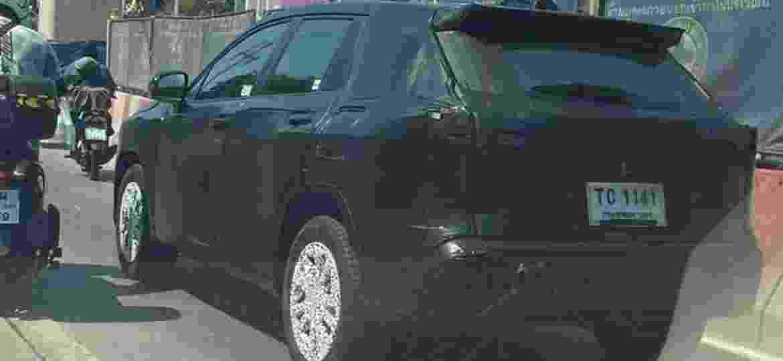 SUV da Toyota será lançado na Tailândia em 2021 - Reprodução/Thai Car Inside