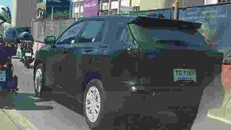 Corolla Cross em testes - Reprodução/Thai Car Inside - Reprodução/Thai Car Inside
