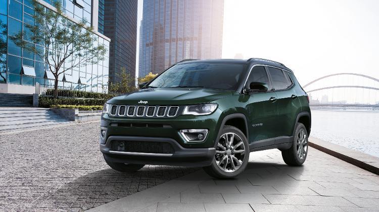 Carros   O que já sabemos sobre o novo Jeep Compass que será revelado amanhã