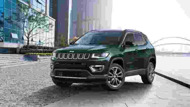 Jeep Compass 2020 2 - Divulgação - Divulgação
