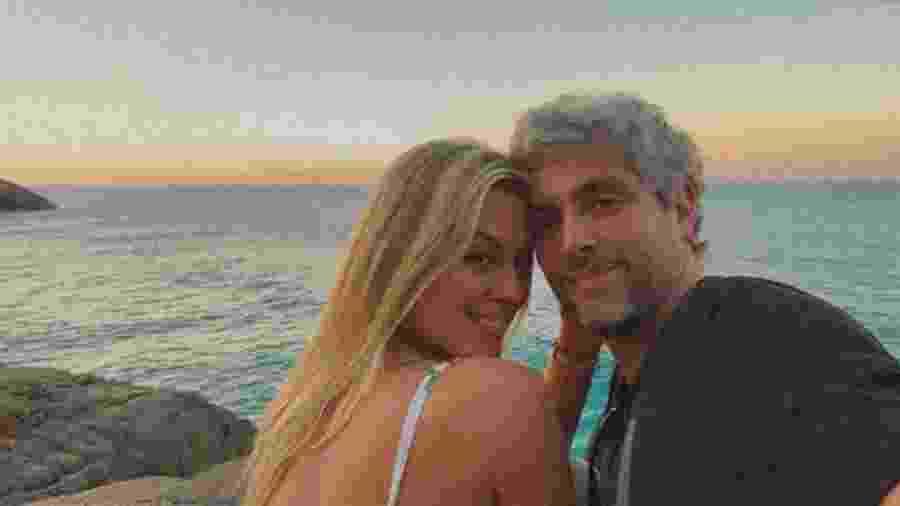 Isabella Cecchi e o namorado, Pedro Orduña - Reprodução/Instagram