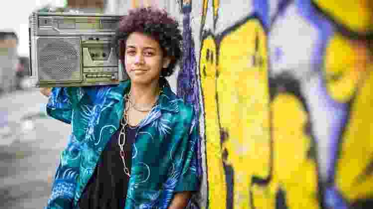 Itsa espera que o breaking não perca suas características de cultura de rua - Divulgação - Divulgação