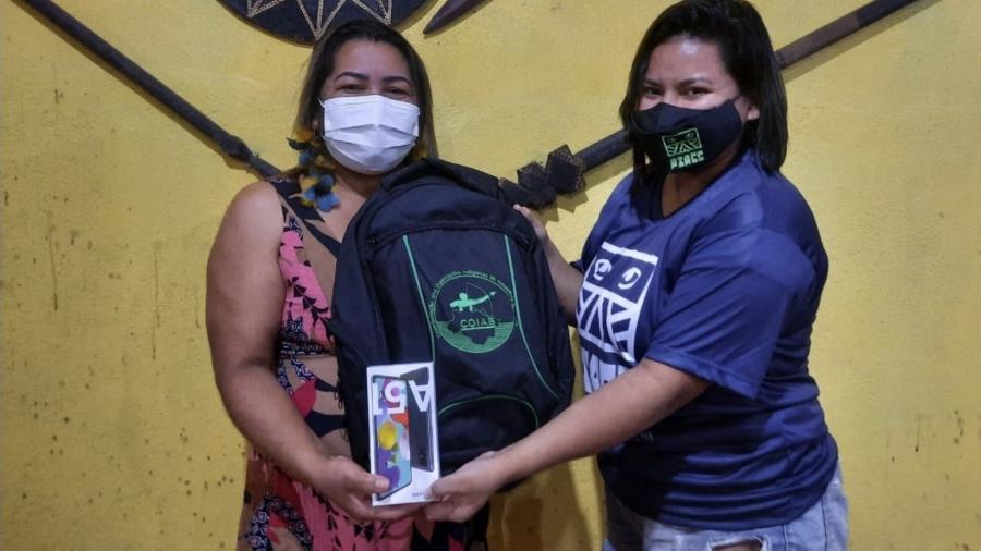 Programa distribuiu mais de 53 mil kits de higiene para população indígena da Amazônia - Coiab
