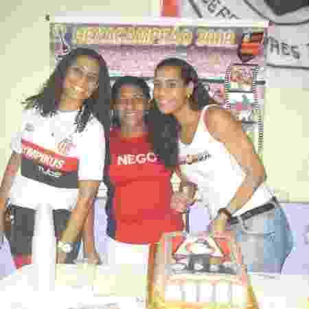 Marielle Franco, Anielle Franco e Marinete da Silva - Arquivo pessoal - Arquivo pessoal