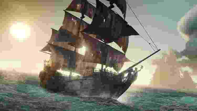 Sea of Thieves A Pirates Life - Divulgação/Microsoft - Divulgação/Microsoft