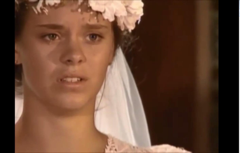 22.jun.2015 - Açucena abandona Vitor (Selton Mello) na beira do altar