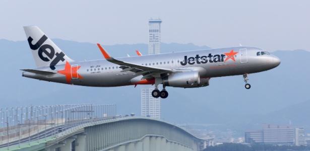 O episódio ocorreu durante um voo da empresa aérea Jetstar  - lasta29/Creative Commons