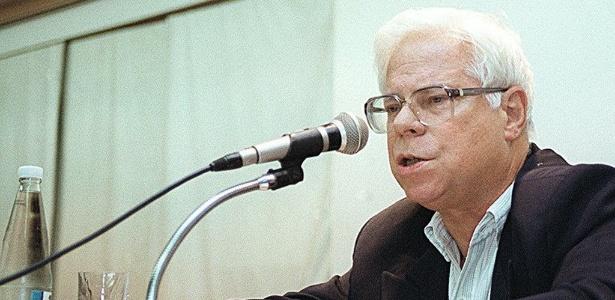Sergio Paulo Rouanet, ex-secretário nacional de Cultura - Rossana Lana/Folhapress