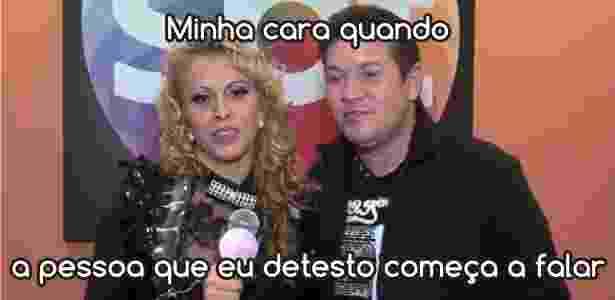 Montagem/DivaDepressão