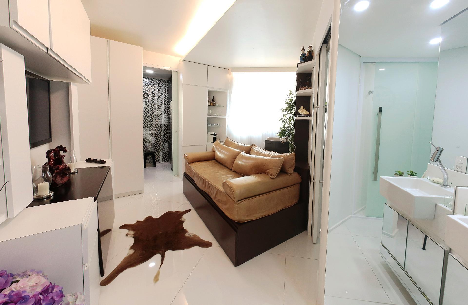 em São Paulo foi reformado pelo arquiteto Gustavo Morasco. O banheiro  #684631 1920x1252 Banheiro De Arquiteto
