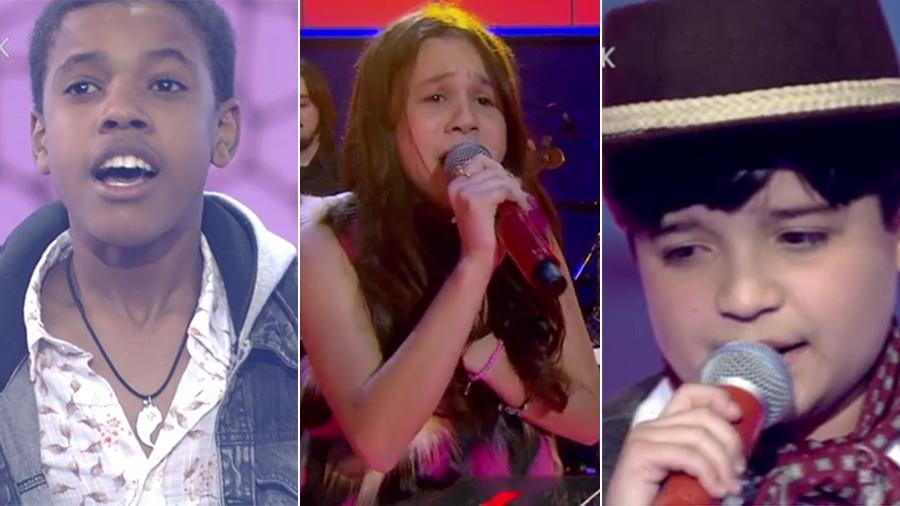 Resultado de imagem para Valentina, Juan e Thomas audições