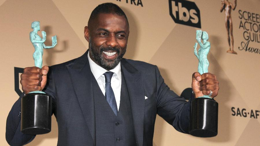 Idris Elba, Los Angeles, 2016 - Helga Esteb/Shutterstock.com