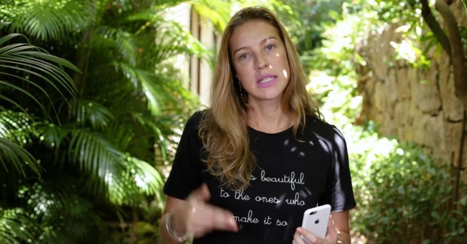 Luana Piovani abre o jogo e fala sobre intimidade no seu canal na internet