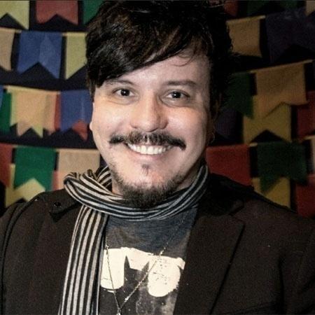 Luciano Nassyn tem 44 anos e atualmente é músico, produtor e terapeuta holístico - Reprodução/Facebook