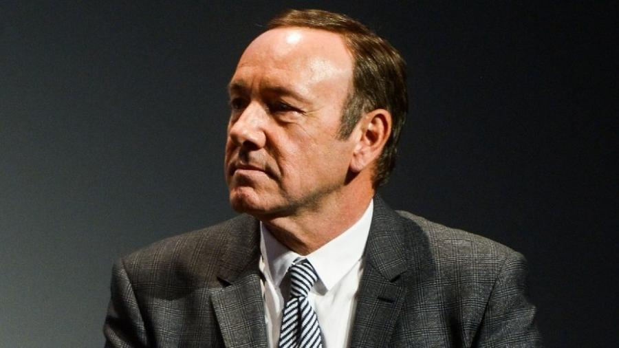 O ator Kevin Spacey, acusado de assédio  - Getty Images