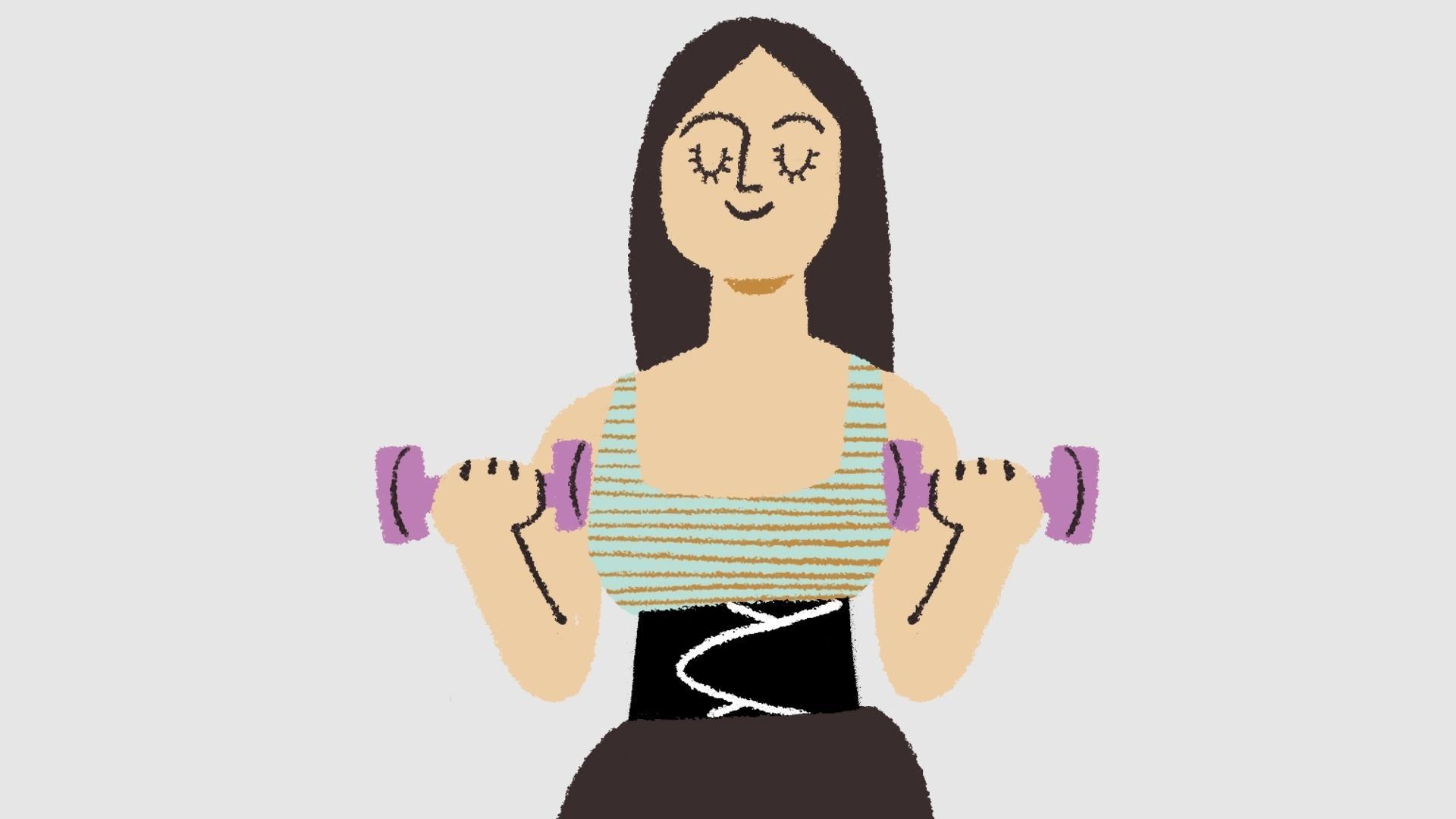 199b00457 Malhar com cinta modeladora aumenta a performance e ajuda a perder gordura   - 13 12 2017 - UOL VivaBem