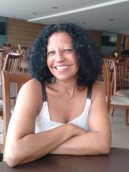 Ieda Garcia - Arquivo pessoal