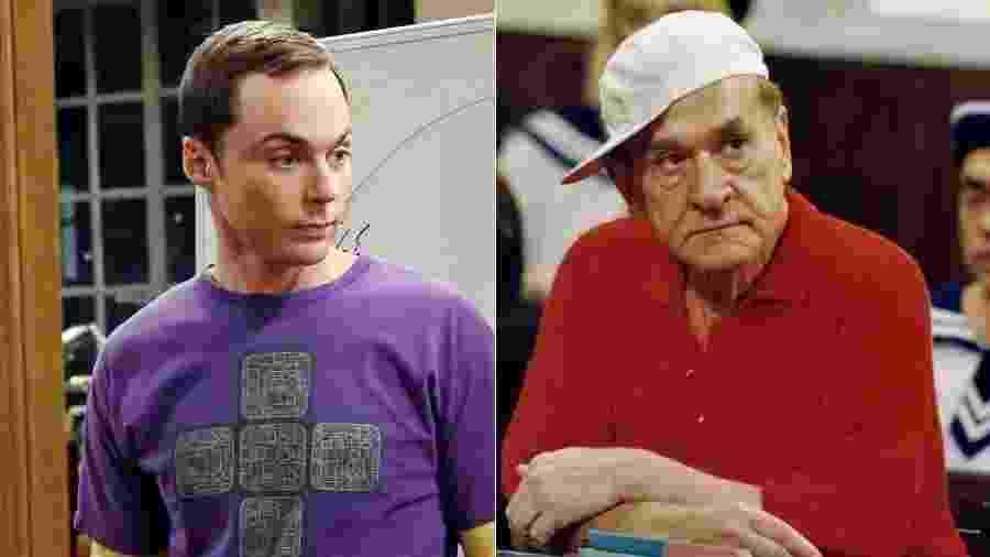 """SBT troca """"The Big Bang Theory"""" por """"A Escolinha do Golias"""" - Montagem/UOL/Divulgação/CBS/SBT"""