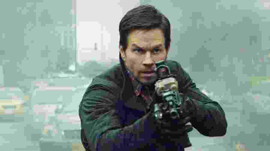 """Cena do trailer de """"Mile 22"""", com Mark Wahlberg - Divulgação"""
