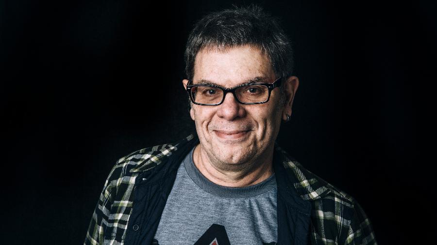 Retrato de Roger Moreira, vocalista do Ultraje à Rigor - Lucas Lima/UOL