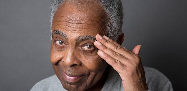 "Gilberto Gil lançou álbum ""OK, OK, OK"" no Rio"