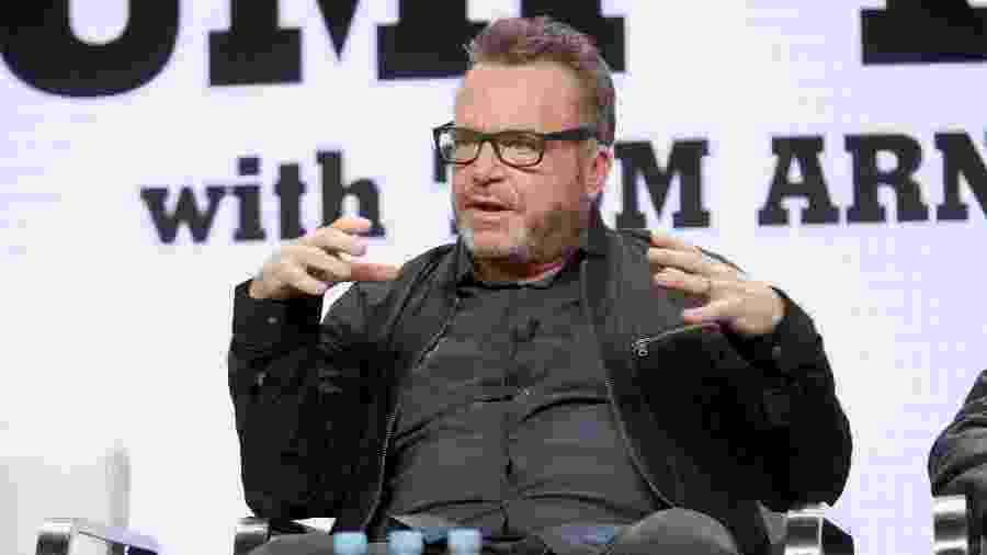 O ator Tom Arnold - Getty Images