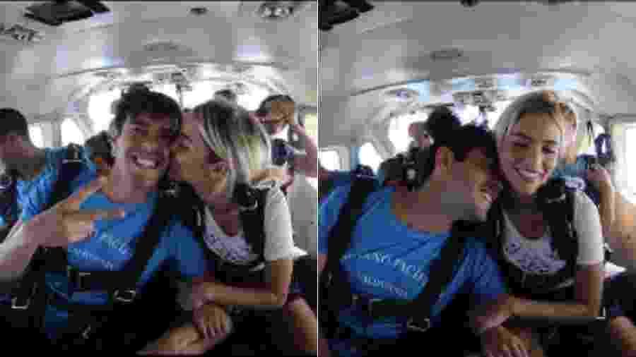 Kaká e a noiva, Carol Dias - Reprodução/Instagram