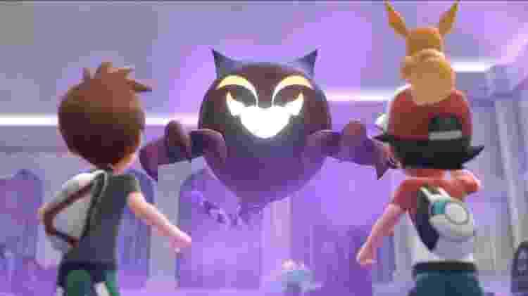 São poucos Pokémon do tipo fantasma na primeira geração - Reprodução