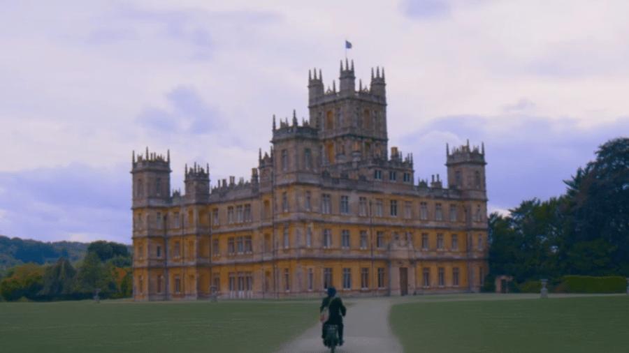 """Cena do teaser de """"Downton Abbey"""" - Reprodução/YouTube"""